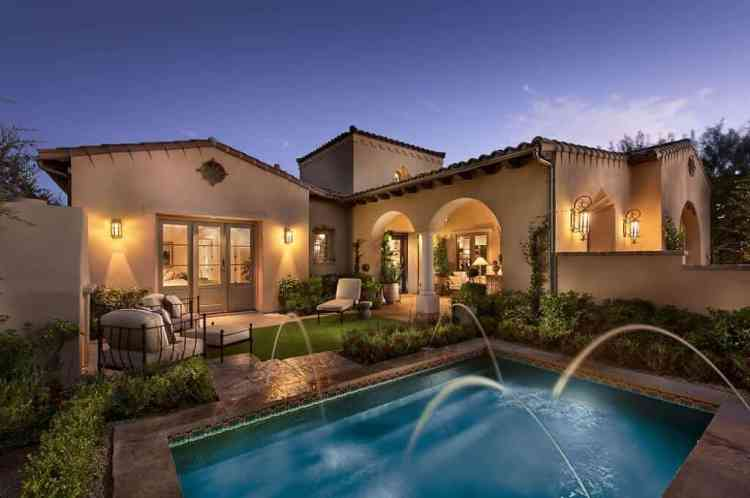 60 Southwestern Style House Landscaping Ideas Photos