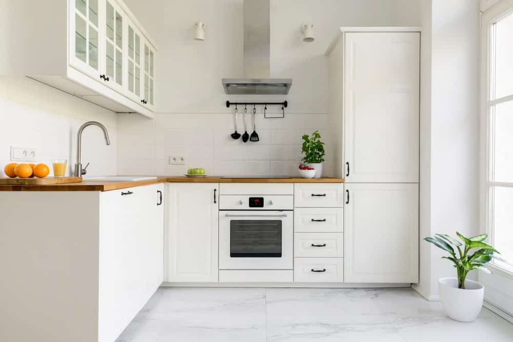 35 Apartment Kitchen Ideas As In Photo Examples