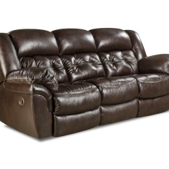 Cheap Leather Sofa Sets Toronto Three Piece Reclining Homestretch Put Your Feet Up  Power
