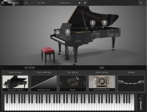 Arturia Piano V Review main plugin image