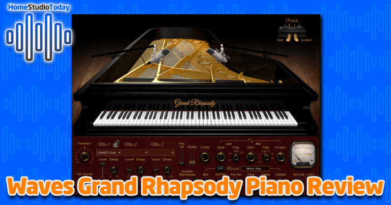 Waves Grand Rhapsody Piano Review