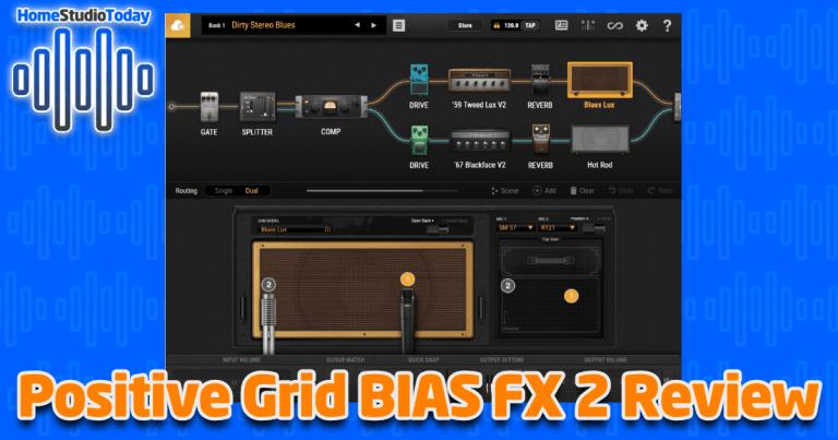 Positive Grid Bias FX 2 Review