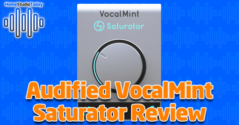 Audified VocalMint Saturator Review