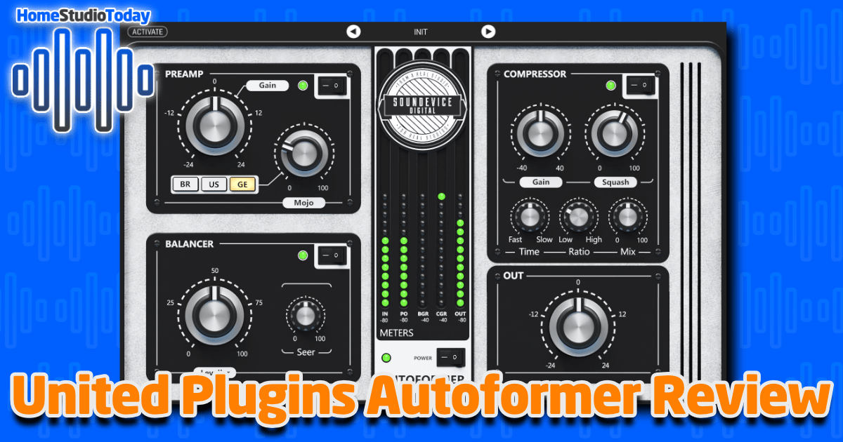 United Plugins Autoformer Review featured image