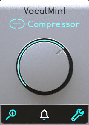Audified VocalMint Compressor Review main plugin image