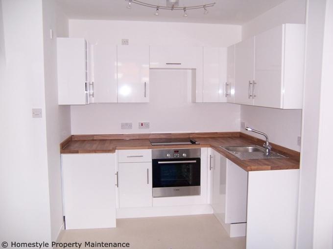 Kitchen Fitting In Verwood Ringwood Wimborne Ferndown Bournemouth Poole Homestyle Property Maintenance Www Homestylepm Co Uk