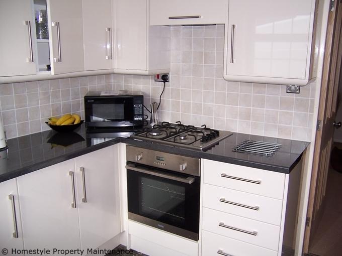 Kitchen Fitting Gallery Verwood Ringwood Wimborne Ferndown Bournemouth Poole Homestyle Property Maintenance Www Homestylepm Co Uk
