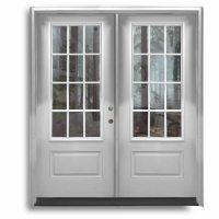 Fiberglass Exterior Doors: - Home Surplus