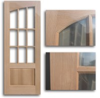 Interior French Doors: Interior French Doors Half Glass