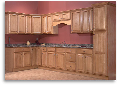 Colonial Maple Cabinets  Home Surplus