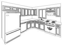 HomeSurplus 10x10 Kitchen - Home Surplus