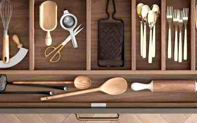 How to organise for a new kitchen
