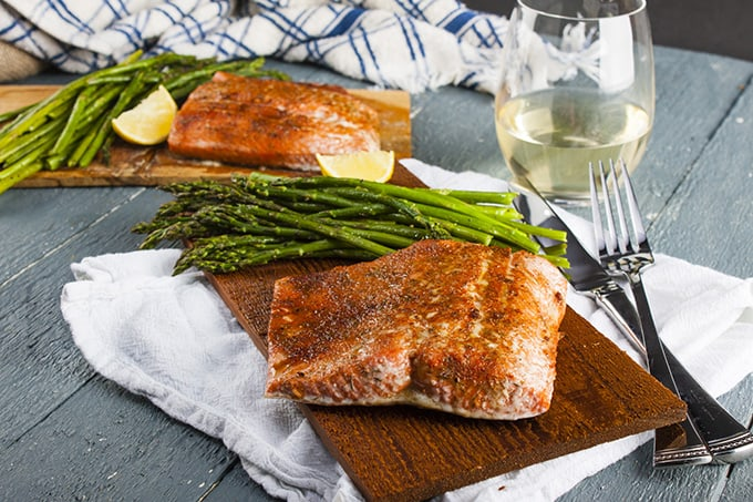 How Long To Cook Cedar Plank Salmon In Oven Howsto Co