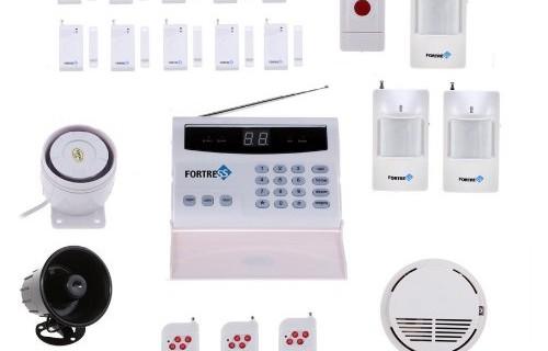 Fortress 32 Zones Wireless Alarm System
