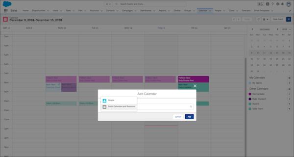 Spring Release: Public Calendars