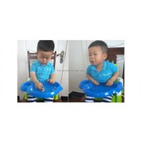 Portable Baby dining chair and table with multifunctional ...