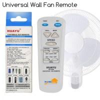 HUAYU Universal Wall Fan Ceiling Fan Remote Control ...