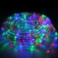ROPE LIGHT LED 10M MULTI COLOUR Christmas Lighting outdoor