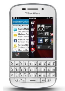 ROGERS WIRELESS AND CABLE - Blackberry Q10 on 2600MHz Spectrum