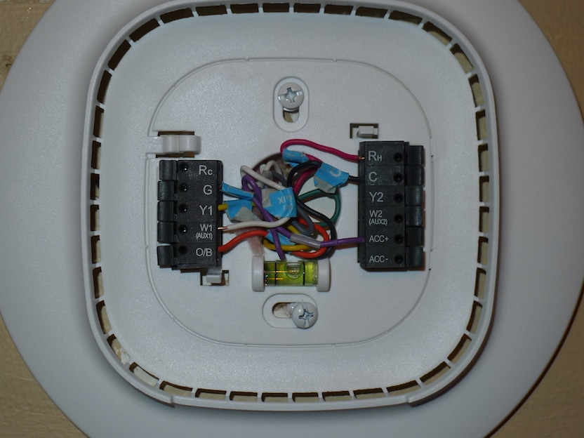 Ecobee3 back panel