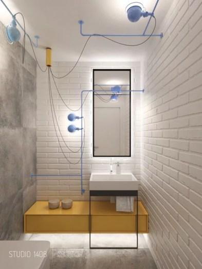 Banheiros e lavabos: ideias cheias de estilo para reforma e decoração