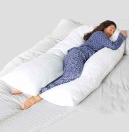 u shaped pregnancy pillow body pillow