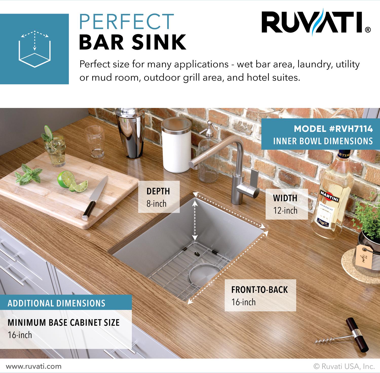 https homethangs com bar sinks ruvati p ruvati rvh7114 html