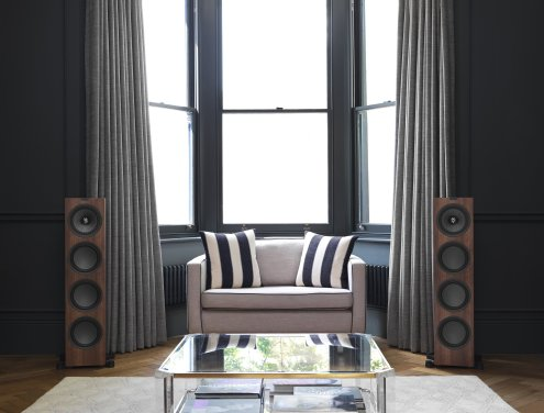 KEF's Q Series Speaker range gets walnut finish - Home Cinema