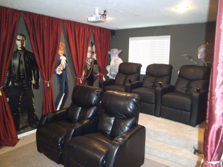 Phils DIY Home Theater Pics  Home Theater Forum and