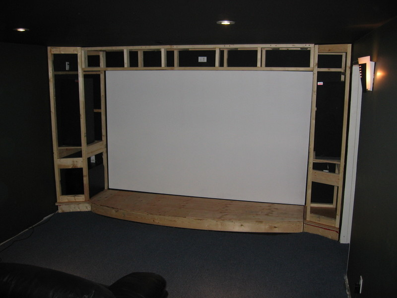 New Construction installing new system Help  Home Theater