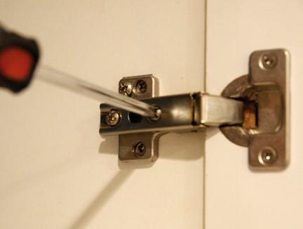 How To Cut Door Hinges In Door Frame