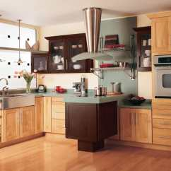 Best Kitchen Cabinets Chris And Cart Buying Guide Light Dark Finishes Intermix On These Faceframe Maple