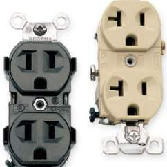 120 Volt Wiring Diagram Spark Plugins Electrical Receptacle Buying Guide