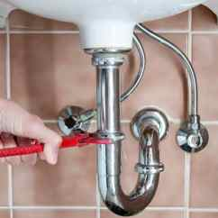 Kitchen Sink Drain Modern Faucets Plumbing A Always Includes Trap That Fills With Water To Prevent Sewer