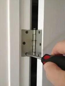 How to Fix a Loose or Warped Door