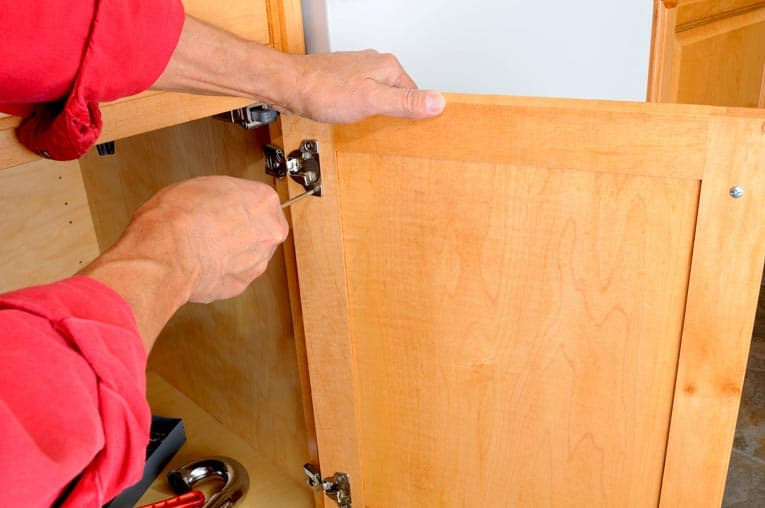 How To Repair Cabinets