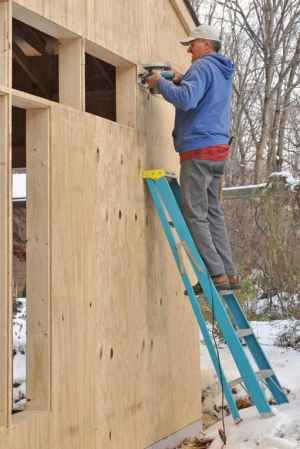 How to Install Lap Siding