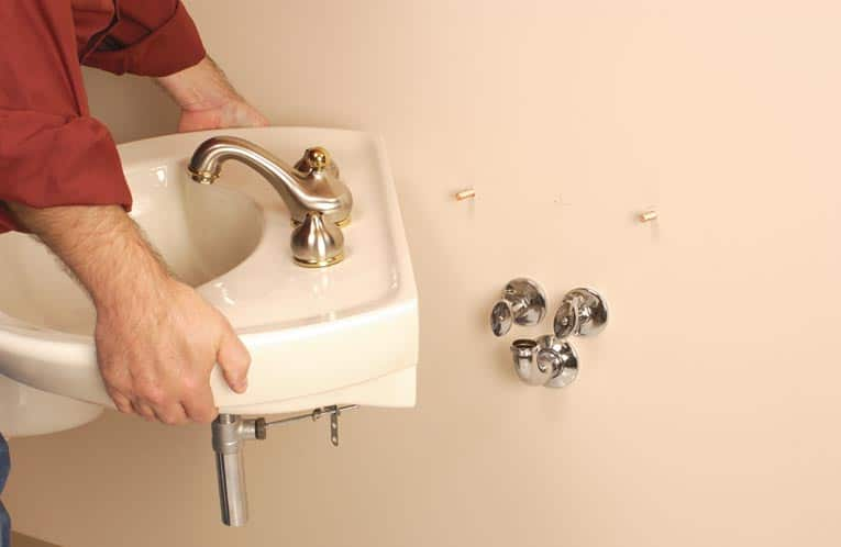 How to Install a WallMounted Sink