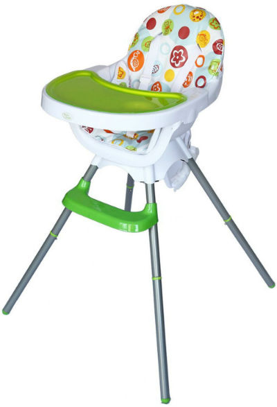 Bebe Style Deluxe 3 In 1 Modern Highchair Review