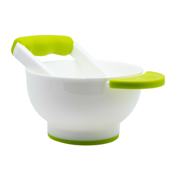 Annabel Karmel by NUK Food Masher and Bowl Review