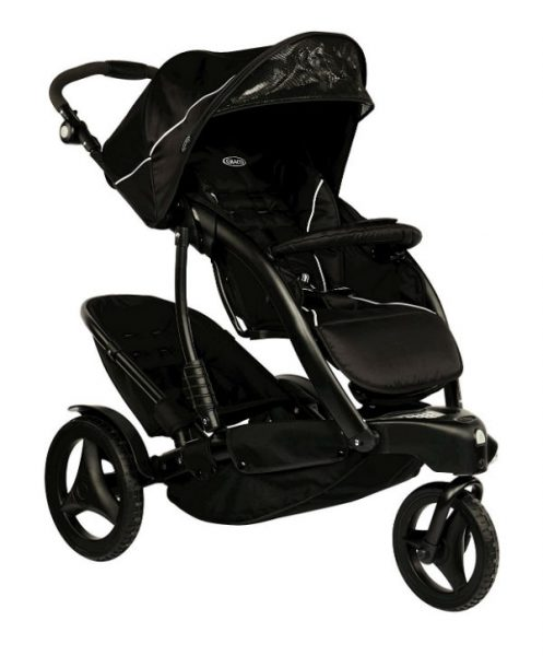 Graco Trekko Duo Stroller - Sport Luxe Review