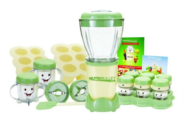 NUTRiBULLET Baby Food Processor Review
