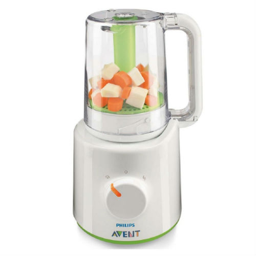 Philips Avent SCF870-21 Combined Baby Food Steamer and Blender Review