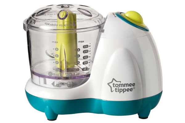 Tommee Tippee Baby Food Blender Review