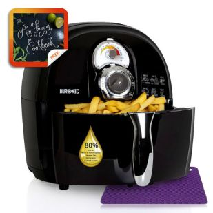 Duronic AF1 -B Healthy Oil Free 1500W Air Fryer Review