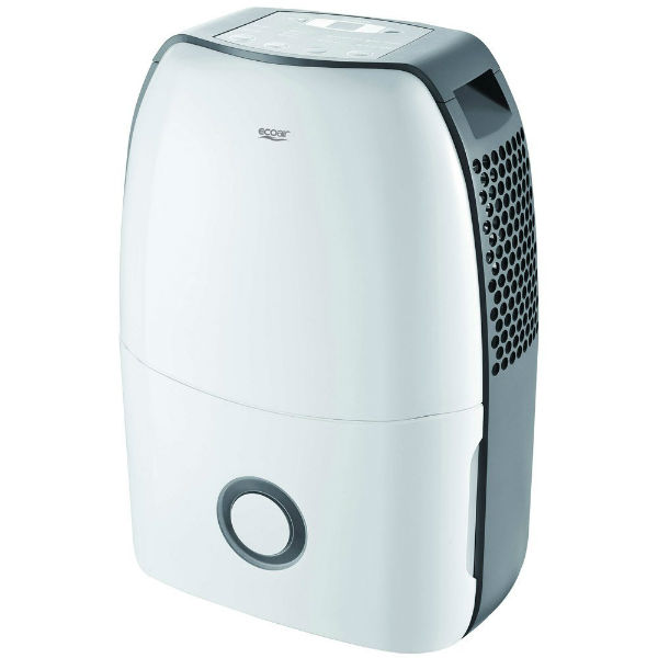 EcoAir DC12 Compact Portable Dehumidifier Review
