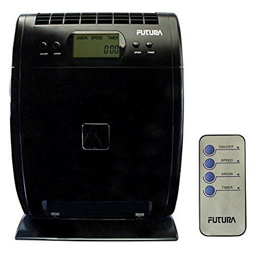 Futura 40W Hepa Air Purifier Air Cleaner Ioniser with Remote Control Review