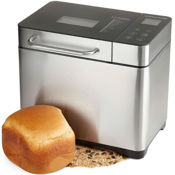 Andrew James Fresh Bake Digital Bread Maker Review