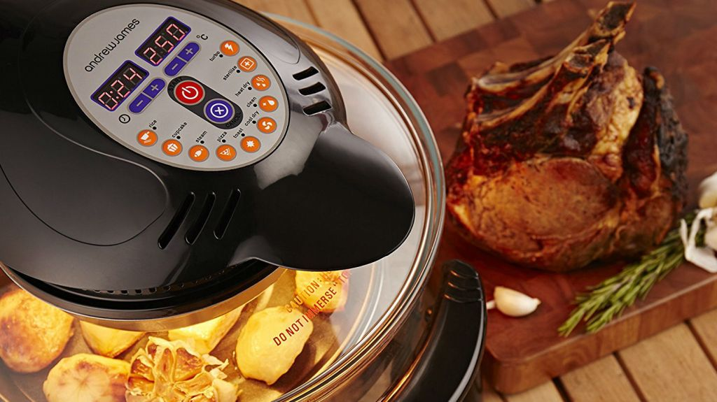 Best Halogen Oven Review - Top 5 Models & Buyers Guide