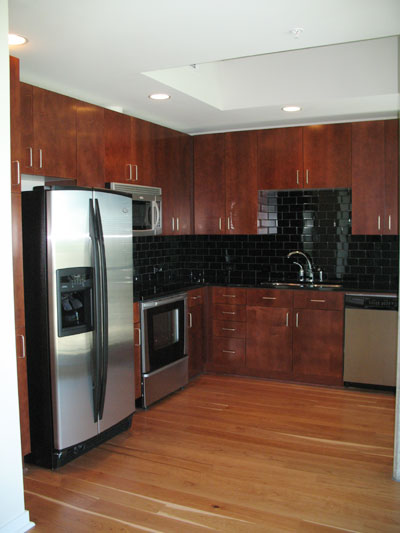 maple countertops kitchen what can i use to unclog my sink glass house rentals - condos for rent in riverfront park